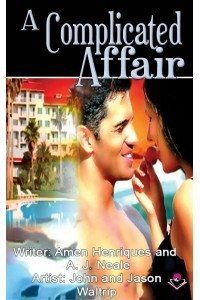 A Complicated Affair (Romance Graphic Novel)