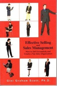 Effective Selling and Sales Management