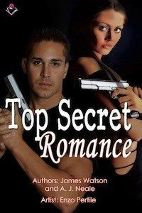 Top Secret Romance (Romance Graphic Novel)