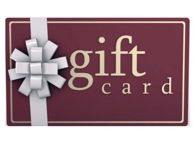 Gift Card 1